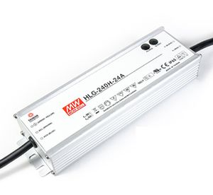 24V DC - 240 WATT, IP65