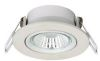 Plafonnier LED, Encastrable, 400 lumens, 2 700 K, dimmable