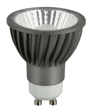 345 lumens, 7 WATT, Blanc chaud 3 000 K, Gradable