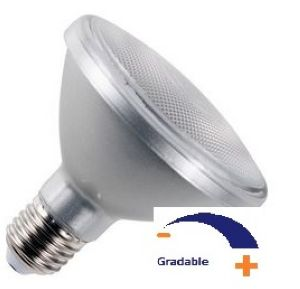 650 lumens, 10 WATT, Blanc chaud 2 700 K, graduable