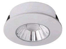 Plafonnier LED, Encastrable, 260 lumens, 2 700 K