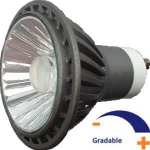 385 lumens, 7 WATT, Blanc neutre 4 000 K, Gradable
